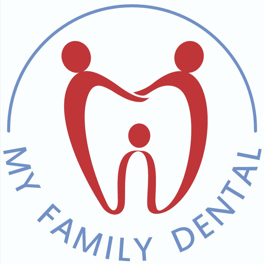 my family dental logo png