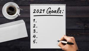 New Year resolutions tiny habits