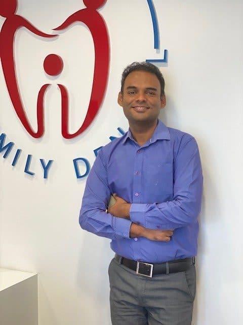 Dr Sudeep Singh Inhgam