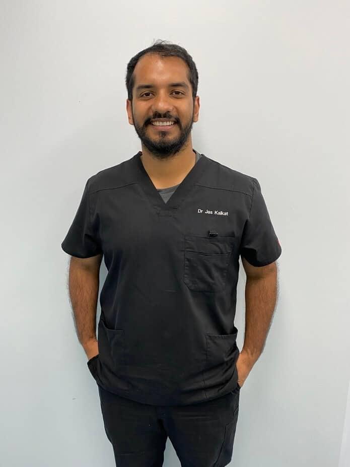 Dr Jasran 'Jas' Kalkat - Dentist (BDS, JCU)